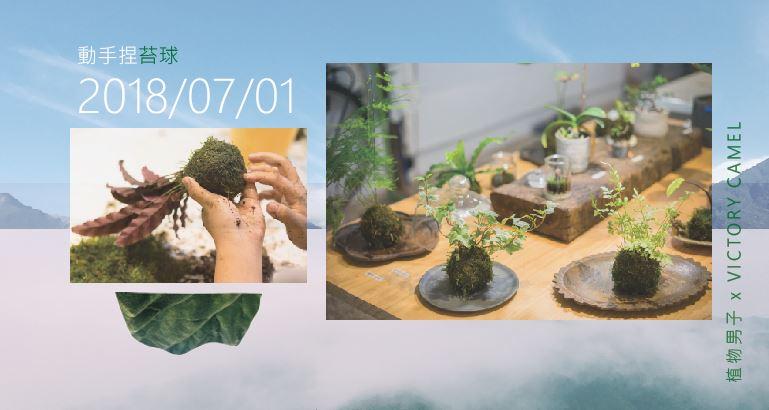植物男子banner
